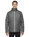 North End® Men's Avant Tech Mélange Insulated Jacket with Heat Reflect Technology