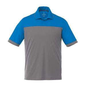 (M) MACK Short Sleeve Polo (men, blank)