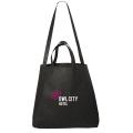 METROHIP SHOPPER DOUBLE HANDLE NON WOVEN TOTE