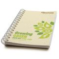 """Growing Green"" Earth Day Seed Paper Journal Premium"